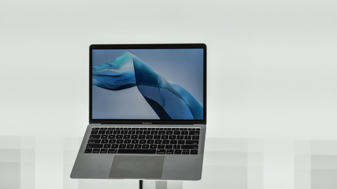Apple is expected to announce a big change to its computers at an upcoming conference. Picture: Stephanie Keith/Getty Images/AFP