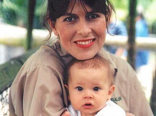 Bindi Irwin posted this photo on Instagram in a tribute to her mother, Terri, on her 52nd birthday. Picture: Contributed