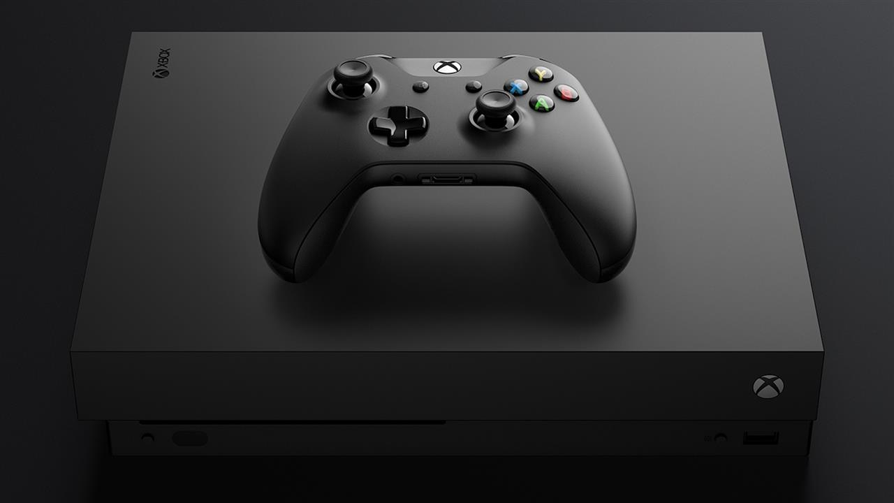 Xbox One X: 'The World's Most Powerful Console' Says Microsoft