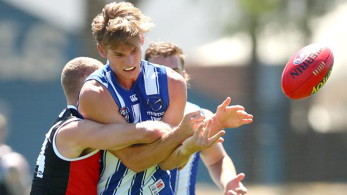 AFL Practice Match - North Melbourne v St Kilda