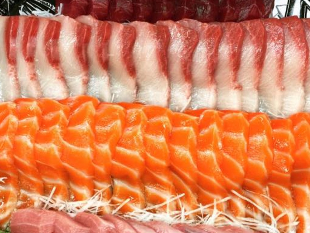 Try some of the finest fresh fish at Maguro Brothers. Picture: Maguro Brothers Facebook