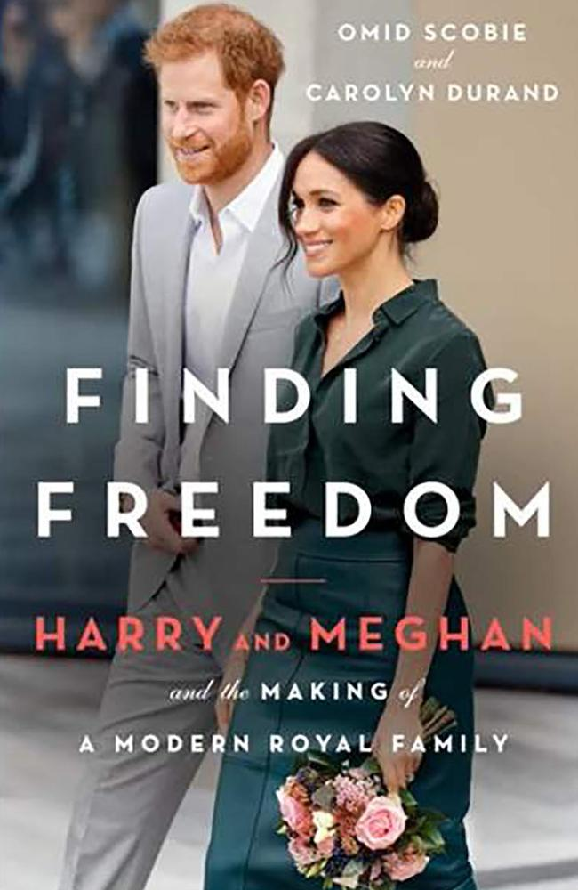 Finding Freedom: Harry and Meghan and the Making of A Modern Royal Family.