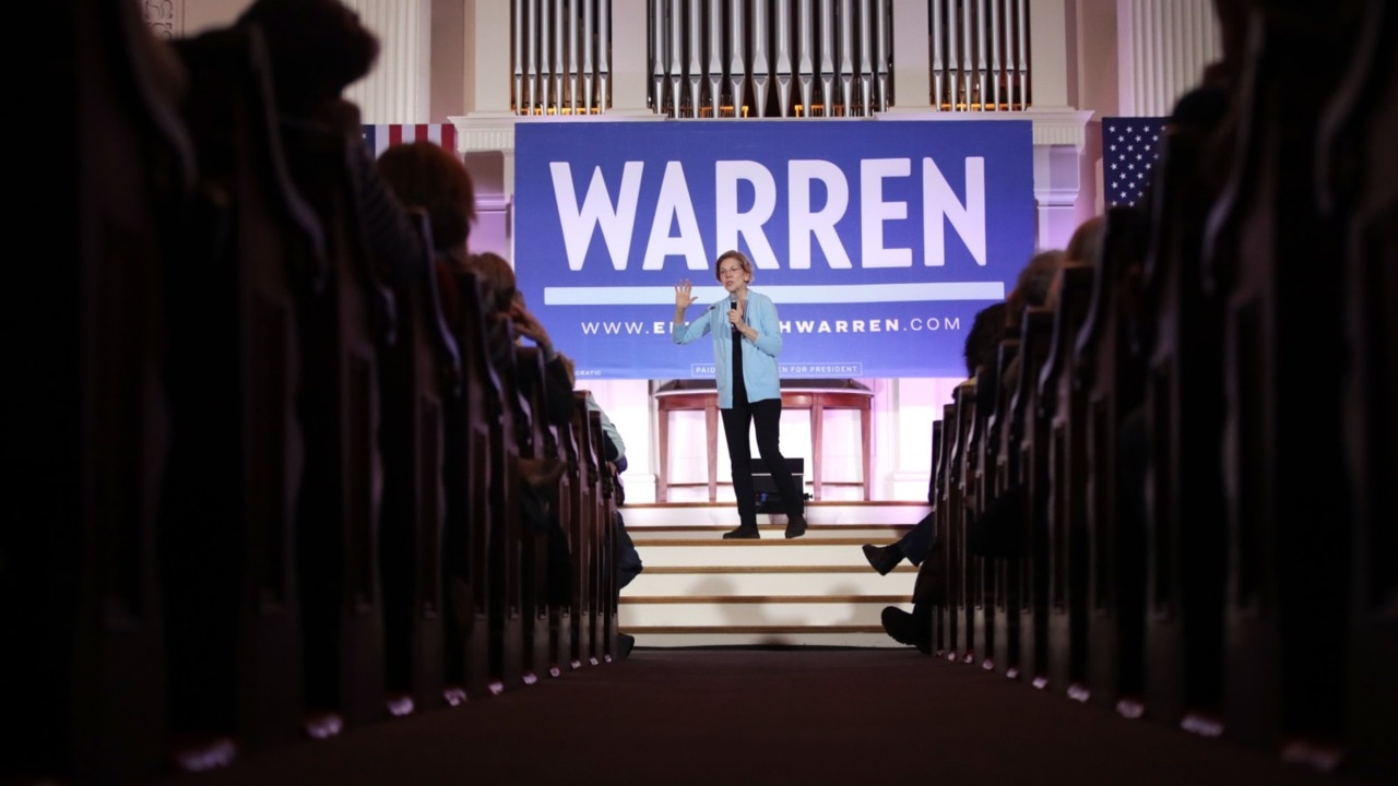 Democratic candidates make final push before crucial New Hampshire primary