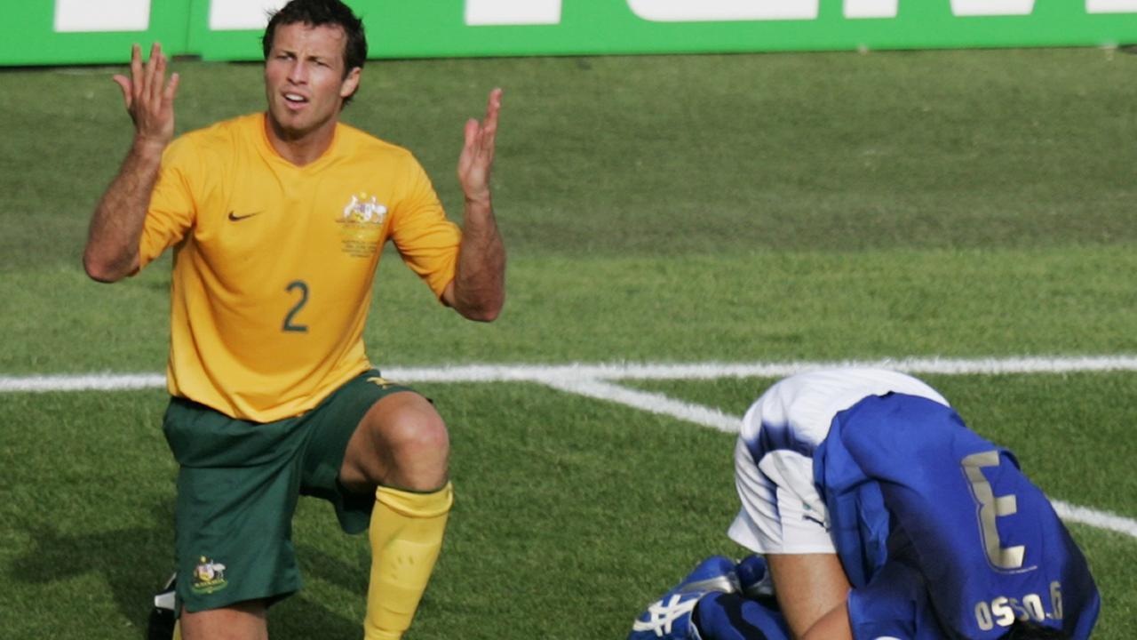 The penalty that still haunts Australia.