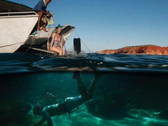 Pearling is a huge part of Broome's history. Picture: James Fisher/Tourism Western Australia