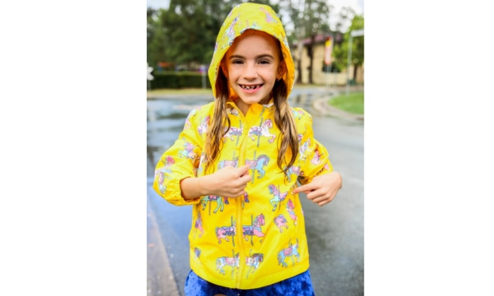 Raincoats for kids
