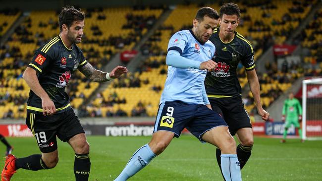 Bobo of Sydney FC.