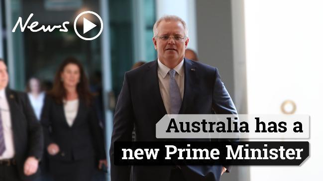 Spill: Scott Morrison is your new Prime Minister