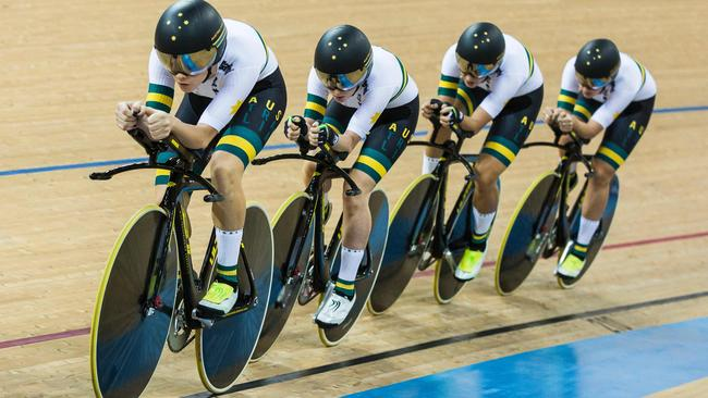 A set of new faces competing in Hong Kong speak of depth in Australian cycling.