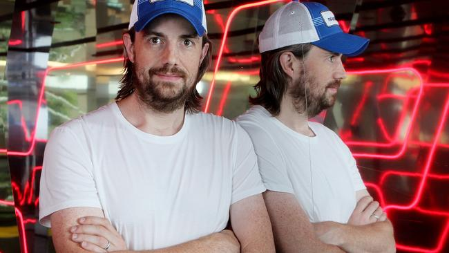 Mike Cannon-Brookes, co-founder and co-CEO of global software company Atlassian, has topped the Young Rich List for the sixth consecutive year. Picture: Hollie Adams/The Australian.