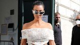 Twitter erupts over Kim Kardashian's 'disrespectful' Vatican outfit