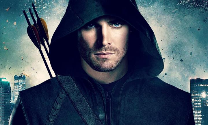 OLIVER. Vigilante superhero Green Arrow is also known as Oliver Queen. Oliver is already a massively popular boys name, but you can say you named YOUR boy after a masked crusader. Image: Berlanti Productions / arner Bros. Television