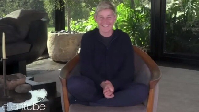 Ellen slammed for distasteful quarantine joke (The Ellen DeGeneres Show)