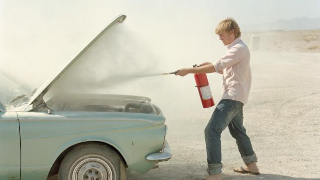 It's a great idea to learn CPR and pack a fire extinguisher on every trip. Credit: Getty Images