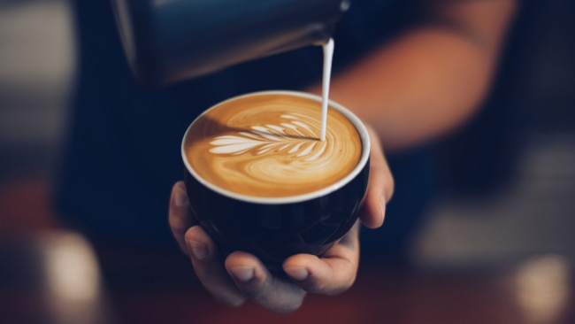 Become your own barista while WFH. Image: iStock.