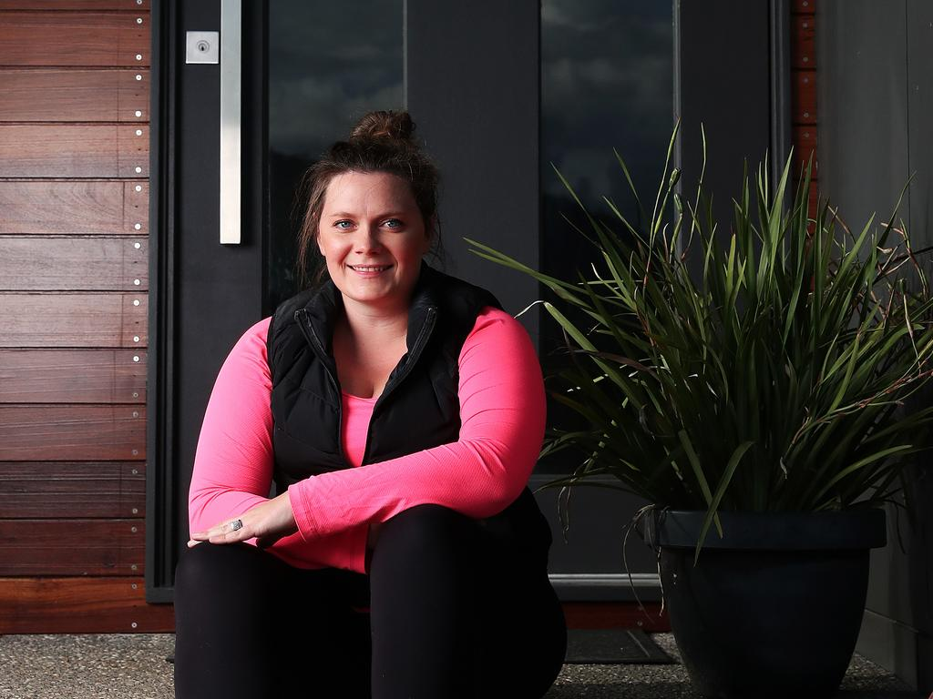 The COVID-19 pandemic has not slowed interest in Laura Edmonds home Penna, which has been a smash hit with potential buyers. Picture: NIKKI DAVIS-JONES
