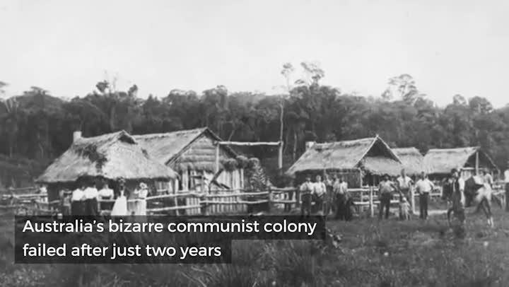Australia's bizarre communist colony