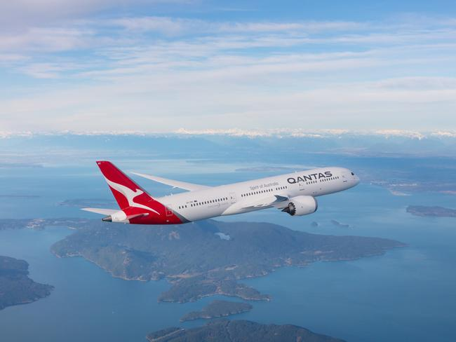 ONE LAST TIME Never flown on a 747 or aren't quite ready to say goodbye? Qantas Frequent Flyer passengers have the opportunity to partake on the last ever commercial voyage of 747 headed for Los Angeles. Members can book a ticket using their Qantas Points for the trip set to take off in October 2019. Picture: Graham Bennet
