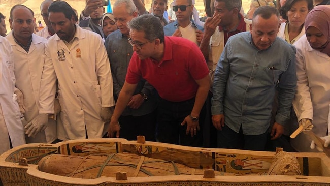 Egypt's 'Most important discovery in years'