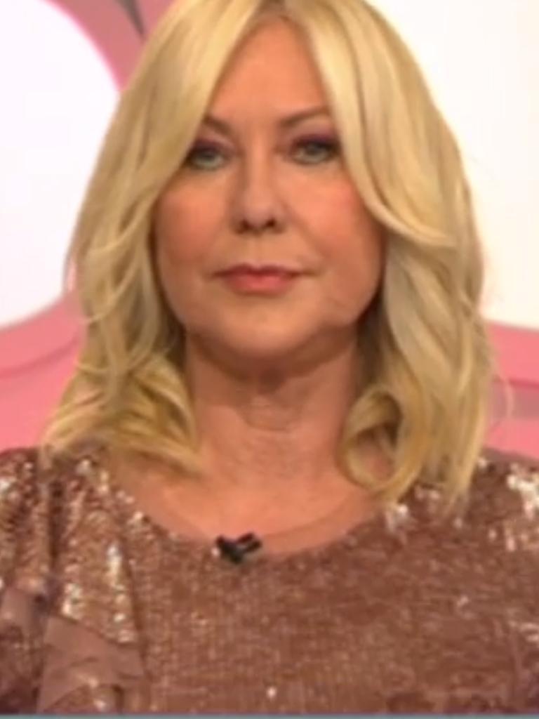 Kerri-Anne Kennerley on Studio 10. Picture: Channel 10