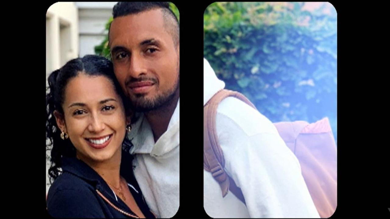 Halimah is Nick Kyrgios' sister. Picture: Channel 7
