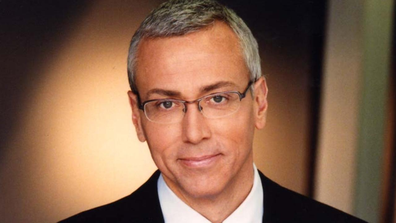 Dr Drew Pinsky lost weight when he went on a meat diet for three weeks. Picture: Supplied.