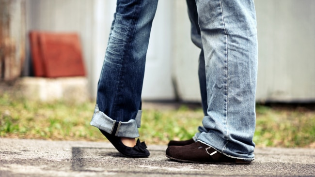Bit of a height difference? Image: iStock