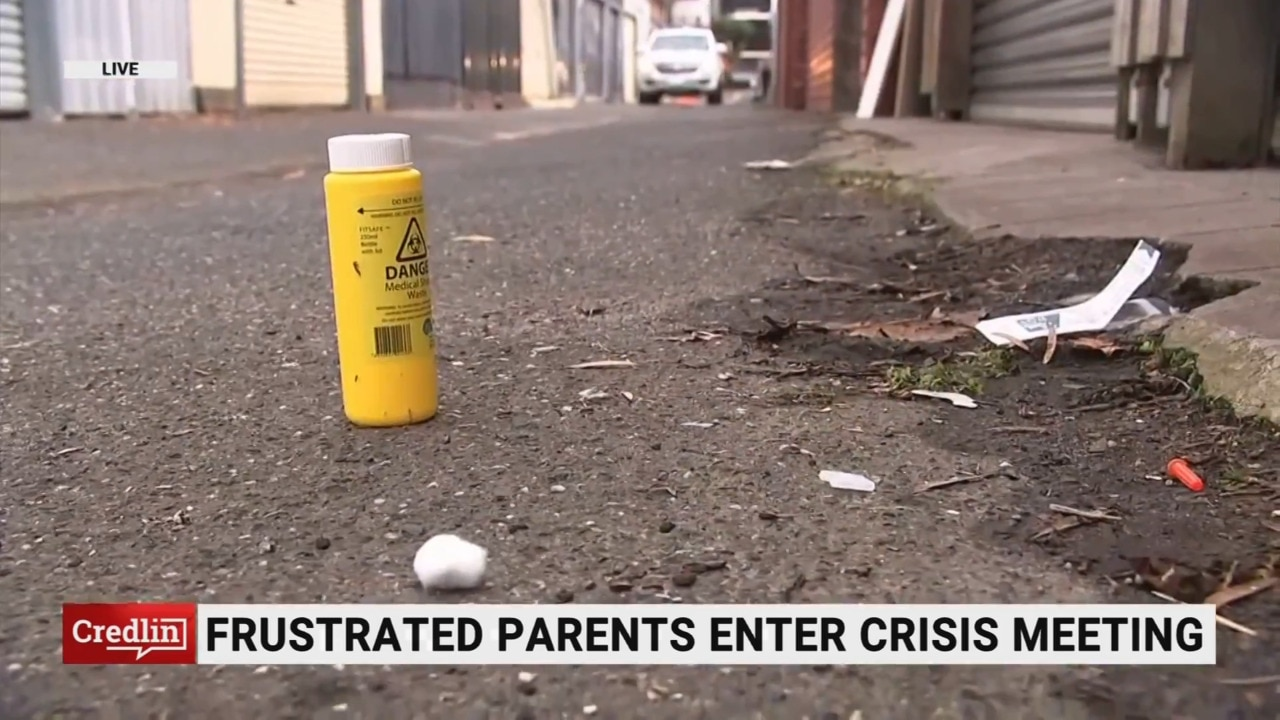 'Crime is up' and needles 'are strewn across the street' amid North Richmond injecting room