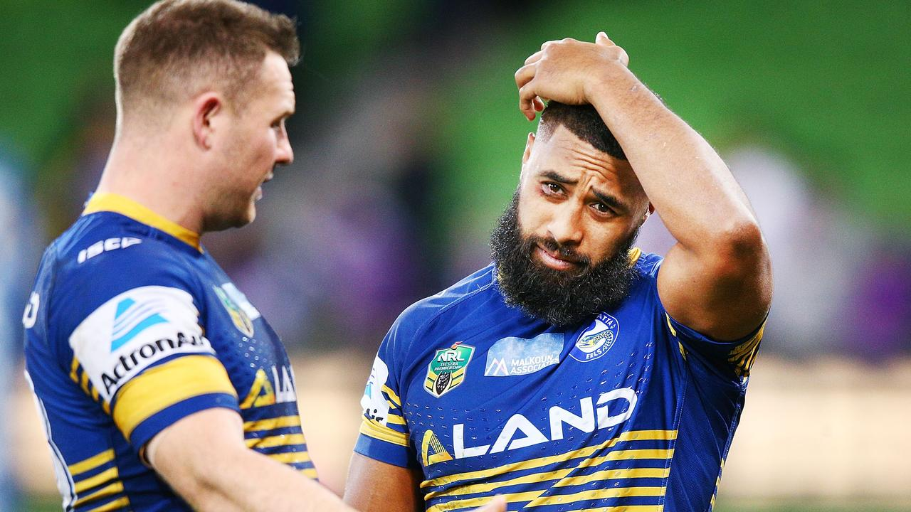 How close 'selfish' Michael Jennings came to losing $800k Eels contract