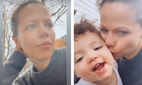 Tammin Sursok's update on husband's COVID-19 battle