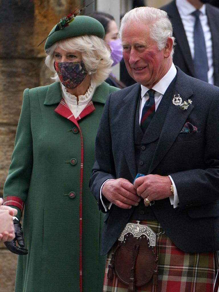 Prince Charles will soon become the next British monarch. Picture: Andrew Milligan/Pool/AFP