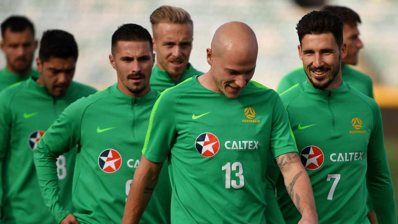 The Socceroos have pulled out of Copa America because of fixture clashes. Photo: Getty Images
