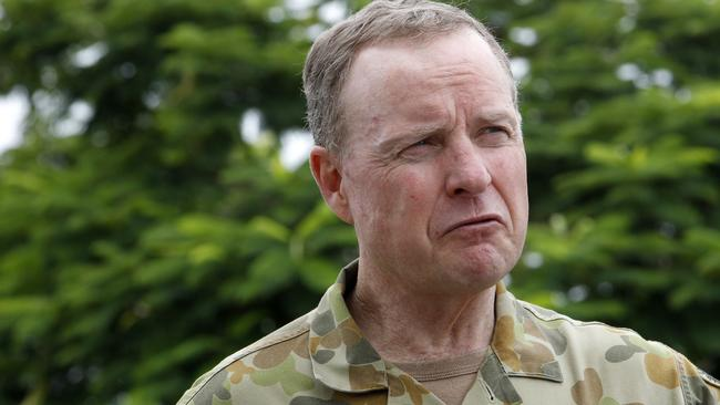 Chief of Army, Lieutenant General David Morrison, AO, will be attending the 51st Battalion, The Far North Queensland Regiment at Porton Barracks to conduct the official unveiling of the Acknowledgement of Traditional Custodians plaque.