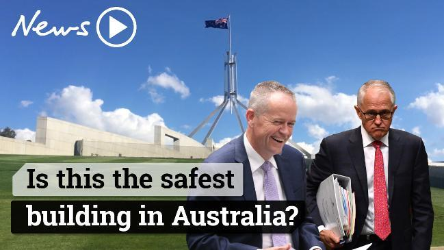 Is this the safest building in Australia?