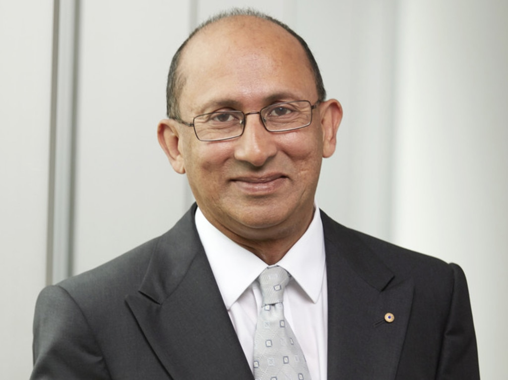 Peter Varghese is the Chancellor of The University of Queensland.