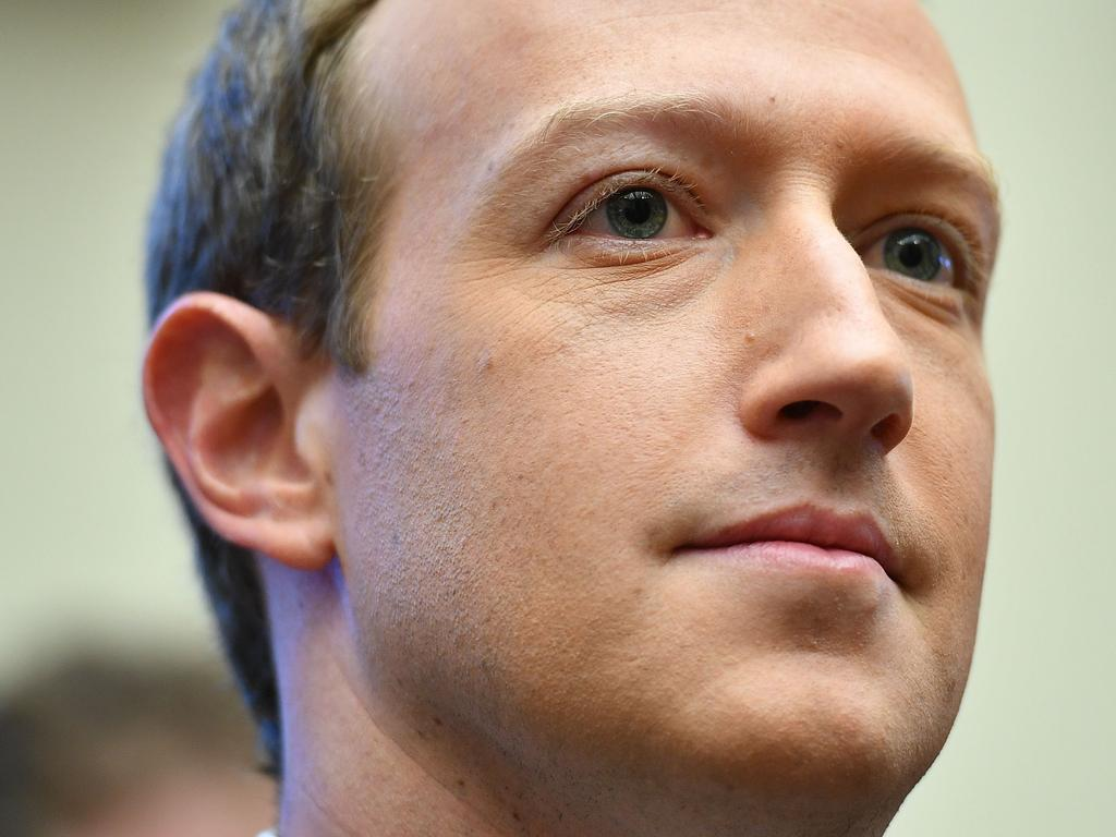 Mark Zuckerberg remains under pressure to fix the website. Picture: Mandel Ngan/ AFP