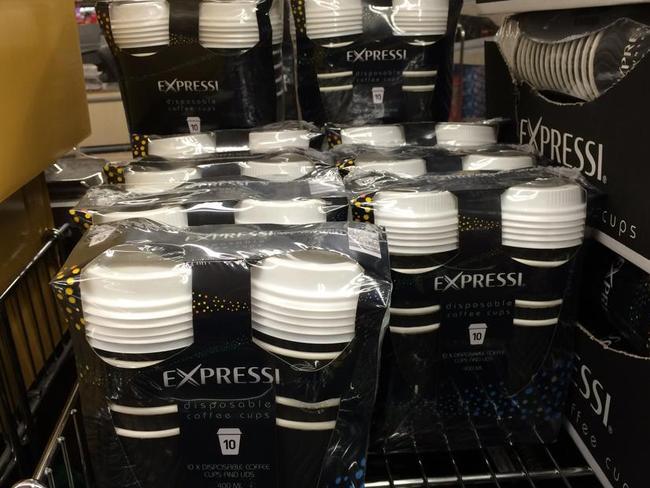 For the caffeine-fuelled Aldi shopper on the run.