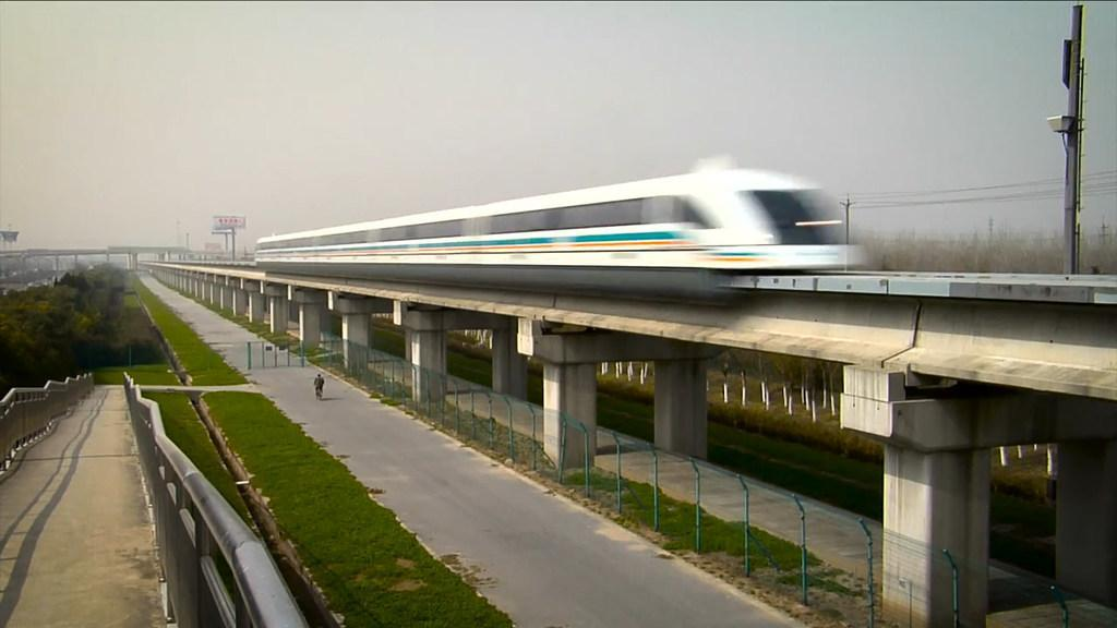 The CLARA High Speed Rail proposal