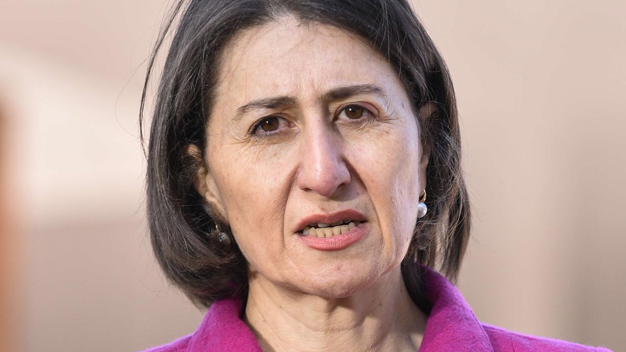 Premier Gladys Berejiklian said the state remained on 'high alert'. Picture: NCA NewsWire/Flavio Brancaleone