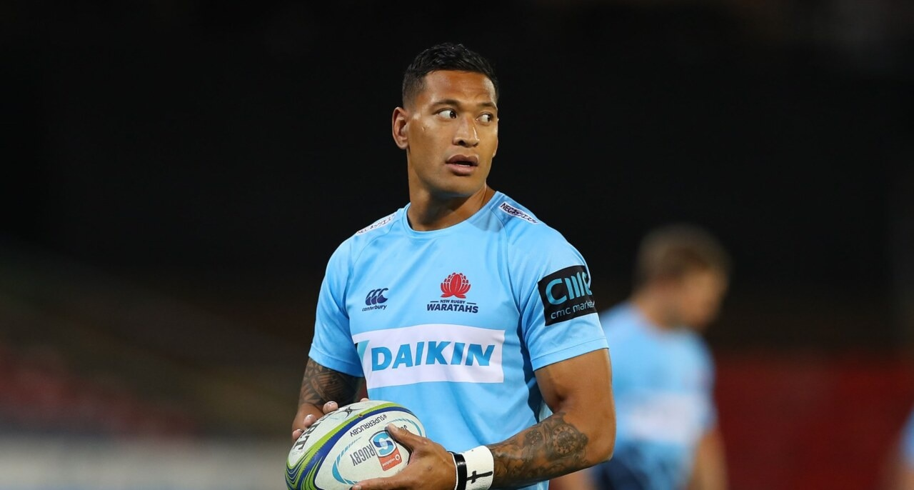 Israel Folau considering legal action