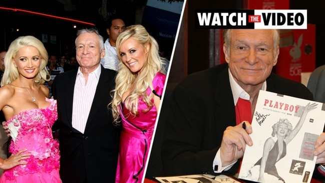 The incredible life of Playboy founder Hugh Hefner