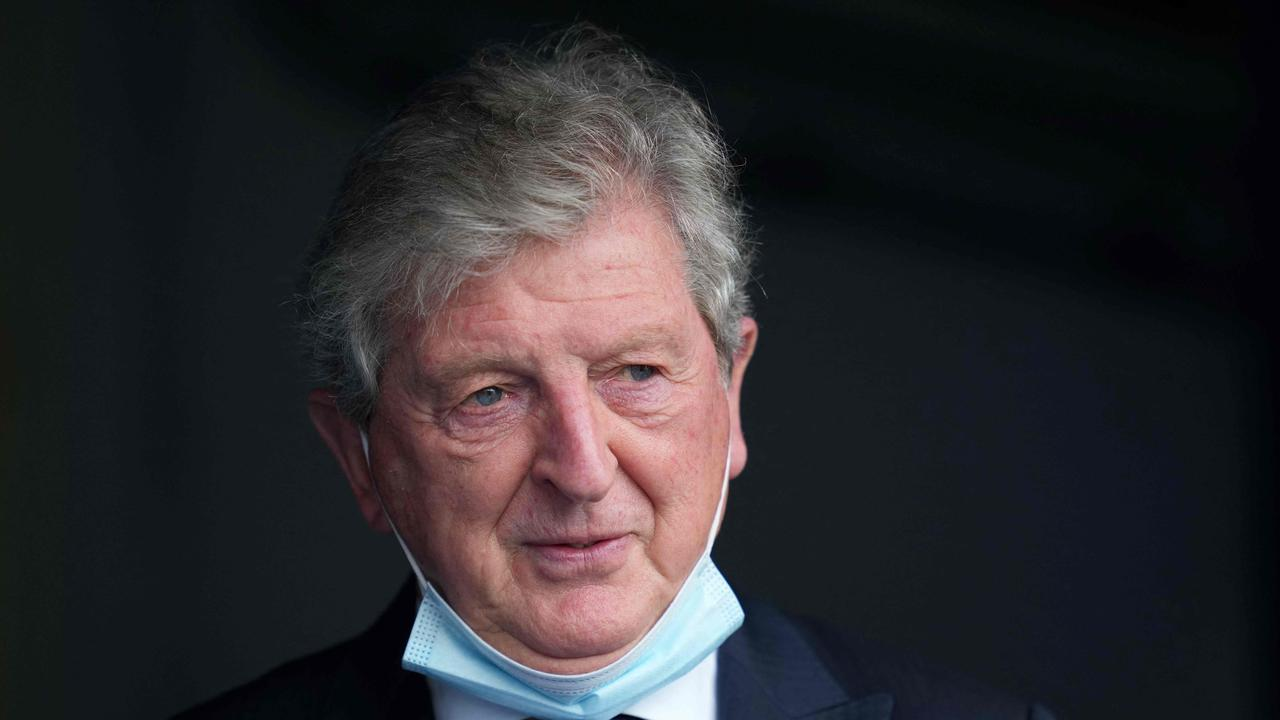 Roy Hodgson is to step down as Crystal Palace manager at the end of the season, the club announced on Tuesday.