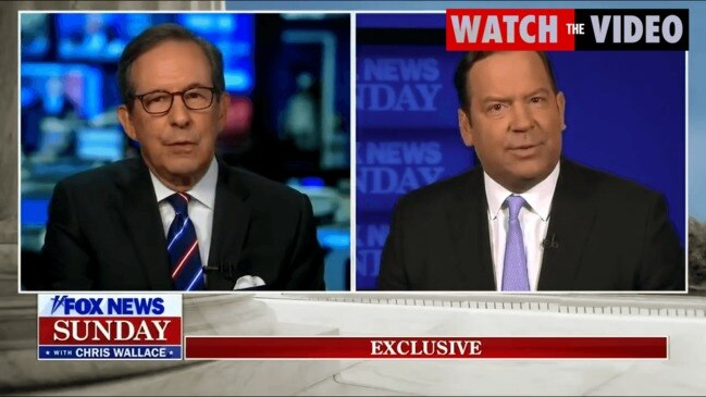 Chris Wallace clashes with Trump adviser over mask wearing at debate (Fox)