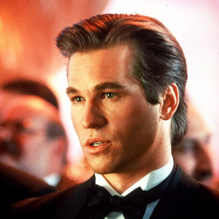 Kilmer's career was riding high when he took on the role of Bruce Wayne.