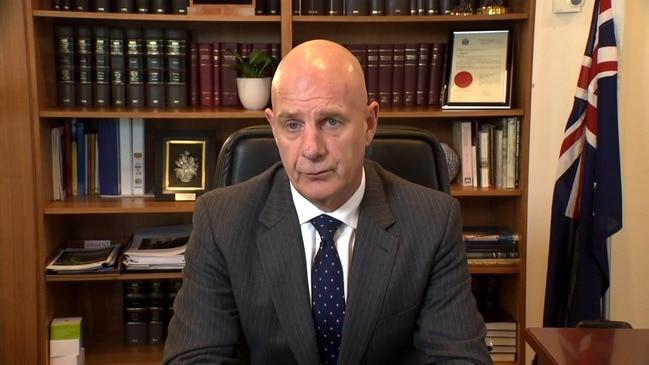 State Address by Tasmanian Premier Peter Gutwein