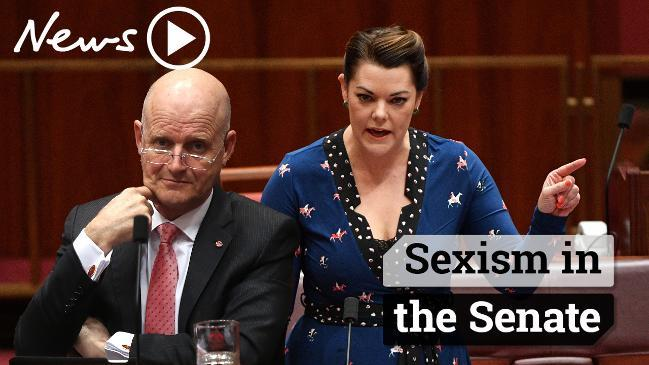 Sexism in the Senate