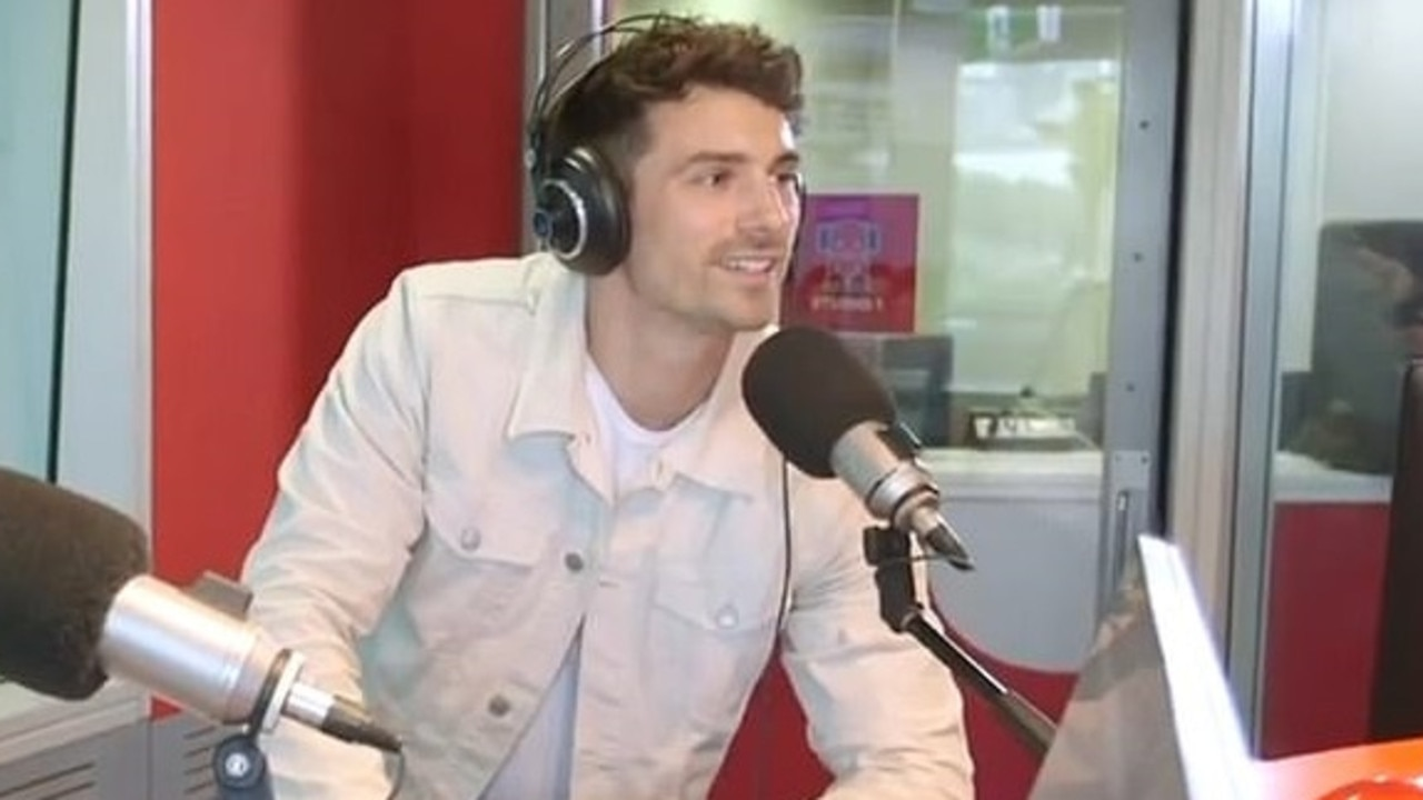 Matty J explained how he saved an elderly couple in Byron Bay.