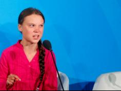 Greta Thunberg 'going after' New Zealand and Jacinda Ardern on climate change
