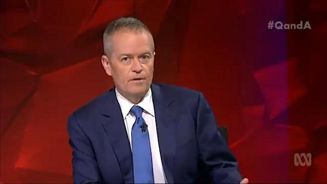 Bill Shorten finds it tough to justify his own citizenship
