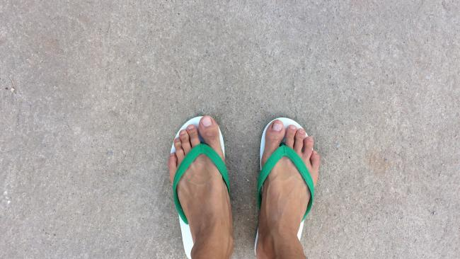14. Footwear rules are for the fashion police  As one of the most talked-about laws regarding these types of lists, it would be unfair for us not to bust the urban myth of driving in heels, flip-flops or bare feet. Fact: It is perfectly legal. Drivers should always prioritise comfort and control; sometimes, that means going barefoot. That said, this is not ideal in the case of an accident.